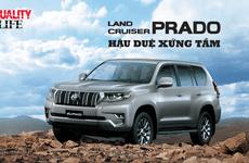 Ước tính giá lăn bánh Toyota Land Cruiser Prado 2018 mới cho khách Việt chơi Tết