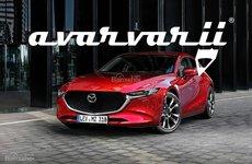Phác họa Mazda3 2019 thế hệ mới