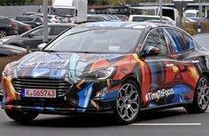 Ford Focus thế hệ mới tích cực thay đổi để cạnh tranh với Honda Civic