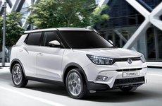 Đánh giá xe SsangYong Tivoli 2018