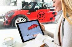 Mini mở thêm dịch vụ cá nhân hóa xe hơi