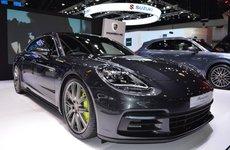 Porsche Panamera Sport Turismo cập bến Ấn Đô, giá từ 7,36 tỷ đồng