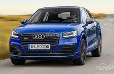 Xe điện Audi Q2 trục cơ sở kéo dài chuẩn bị ra mắt?