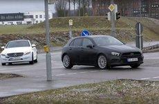 Mercedes-Benz A-Class 2018 sẽ 'hạ màn' tại triển lãm Geneva 2018?