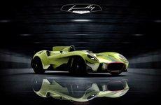 Siêu xe điện Jannarelly Design X-1 chuẩn bị tiếp chiến với Tesla Roadster?