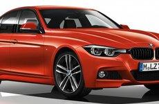 BMW 3-Series F30 trang bị gói độ M Sport Edition Shadow cá tính tại Nhật Bản