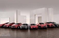 Năm 2017, Mazda giảm 2,8% doanh số tại Mỹ