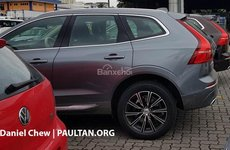 Volvo XC60 T8 2018 mới bị bắt gặp tại Malaysia