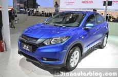 Honda HR-V phiên bản xe điện sắp trình làng tại Trung Quốc
