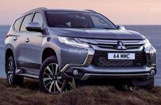 Mitsubishi Pajero Sport lên kệ tại Anh với giá 1,14 tỷ đồng