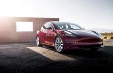 Quý IV/2017, sản lượng sản xuất xe Tesla Model S tăng lên thành 1.550 xe