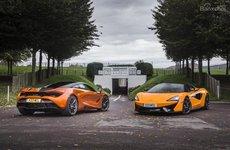 Tiếp đà tăng trưởng, McLaren lập kỷ lục doanh số năm 2017