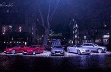 Jaguar Land Rover lập kỷ lục doanh số toàn cầu trong năm 2017