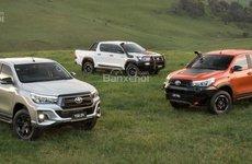 Toyota Hilux 2018 thêm 3 biến thể mới đậm chất off-road cho thị trường Úc