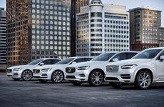 Điểm lại những thành tựu và chiến lược của Volvo Cars trong năm 2017