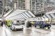 Lamborghini xác lập kỷ lục mới với doanh số 3.815 xe năm 2017