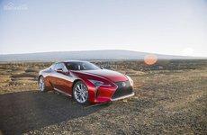 Lexus LC Convertible sẽ đến trong 18 tháng nữa