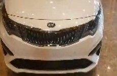 Kia Optima 2019 hé lộ ngoại hình đầy đủ
