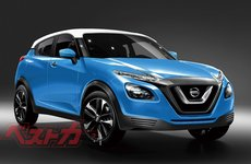 Nissan Juke mới sẽ ra mắt vào tháng 8 tới