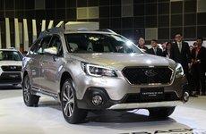 Subaru Outback và XV 2018 dành sự đặc biệt nào cho khách hàng Việt Nam?