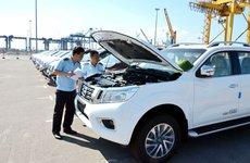 Ô tô nhập khẩu phải có giấy chứng nhận kiểu loại, kiểm tra theo lô