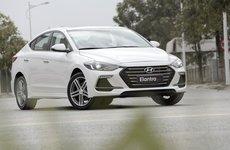 Giá lăn bánh Hyundai Elantra Sport 2018 vừa mở bán tại Việt Nam