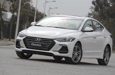 Hyundai Elantra Sport 2018 ra mắt tại Việt Nam với giá 729 triệu đồng