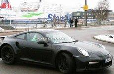 Porsche 911 mới sẽ mạnh 600 mã lực