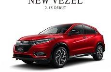 SUV cỡ nhỏ Honda HR-V 2018 nâng cấp chốt ngày ra mắt 15/2