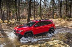 Jeep Cherokee 2019 công bố giá bán khởi điểm từ 572 triệu đồng