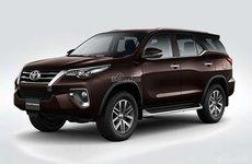 Qua mặt Vios, Toyota Fortuner trở thành ô tô bán chạy nhất Philippines năm 2017