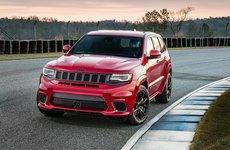 Jeep Grand Cherokee Trackhawk 2018 bị triệu hồi vì lỗi ống nhiên liệu
