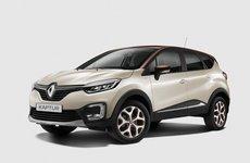 Renault chuẩn bị tung ra mẫu coupe-crossover mới tại thị trường Nga