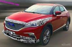 Mazda CX-4 bản 'nhái' sẽ xuất hiện ở Trung Quốc