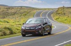 Ưu nhược điểm xe Honda Odyssey 2018 thế hệ mới