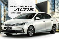 Giá lăn bánh xe Toyota Corolla Altis 2018 tại Việt Nam
