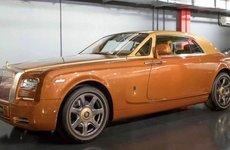 Rolls-Royce độc nhất vô nhị rao bán với giá 12,5 tỷ đồng