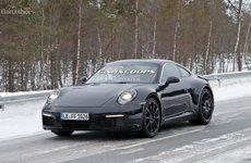 Porsche 911 2019 sẽ có phiên bản 600 mã lực và biến thể Hybrid