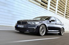 BMW M550i dừng sản xuất kể từ tháng 5 năm nay