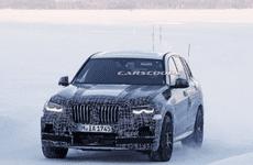 BMW X5 2018 khoe sức mạnh tại Thụy Điển
