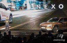 Hyundai NEXO sẽ sản xuất 10.000 xe trong 4 năm tới
