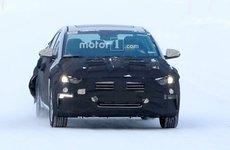 Phát hiện xe điện Hyundai Elantra EV bí mật chạy thử tại Canada
