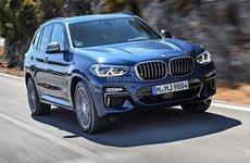 BMW X3 M40i 2018 mới công bố giá 2,2 tỷ đồng và thông số kỹ thuật tại Úc