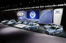 Subaru kỷ niệm 50 năm hoạt động tại Mỹ với nhiều mẫu xe Limited Edition
