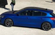 Ford Focus 2019 lần đầu hé lộ ngoại thất