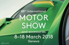 Hàng trăm mẫu xe ô tô mới sẵn sàng đổ bộ triển lãm Geneva Motor Show 2018