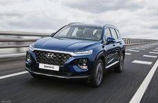 Hyundai Santa Fe 2019 có thêm bản máy dầu tại Mỹ