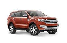 Ford Everest chuẩn bị tung ra phiên bản Raptor?