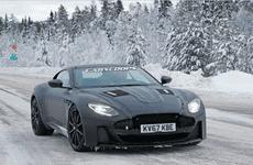 Aston Martin khẳng định sẽ đem đến triển lãm Geneva 2018 tối đa 2 mẫu xe mới