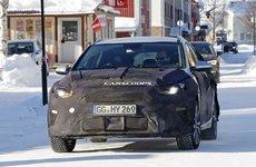 Lộ ảnh chạy thử của Kia Ceed Sportswagon 2019 ngay trước thềm ra mắt